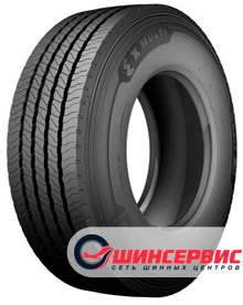 Michelin X MULTI Z 215/75 R17.5 126/124M