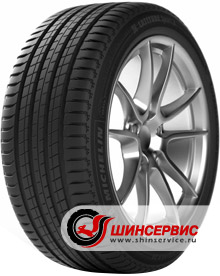 Летние  шины Michelin Latitude Sport3 ZP