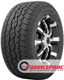 Toyo Open Country AT plus 285/60 R18 120T